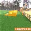 Unisport Agorespace multisportarena, trä Ljungenskolan