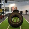 Gym- och fitnessgolv, ergonomiska gummimattor, gymgolv