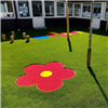 Unisport Landscaping konstgräs på forskolan Almåsa, Malmö
