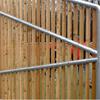 Unisport Uniarena Wood multisportarena, detalj