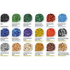 Uniplayground gummiasfalt, färger