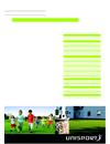 Unisport Ecograss 2,0 konstgräs
