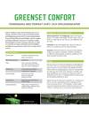 GreenSet Tennisbeläggning Hardcourt