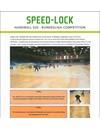 Speed-Lock Mobilt sportgolv med parkett eller PVC-matta