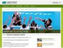 Unisport Elastic PW33 med TARAFLEX Sport M Evo 7,0