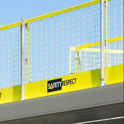 SafetyRespect Fallskyddssystem