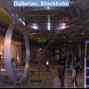 Lightlift® punktliftar, Gallerian, Stockholm