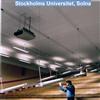 Lightlift® punktliftar Stockholms Universitet, Solna