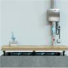 Granab ventilerade undergolvsystem, principskiss