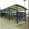 Omni cykelparkering YMER