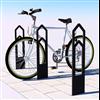 Omni Gemini cykelpollare