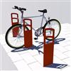Trafikmiljö cykelpollare Delta