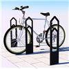 Trafikmiljö cykelpollare Gemini