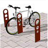 Trafikmiljö cykelpollare Orion