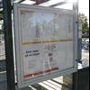 Trafikmiljö informationsskåp