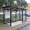Trafikmiljö väderskydd typ Primo