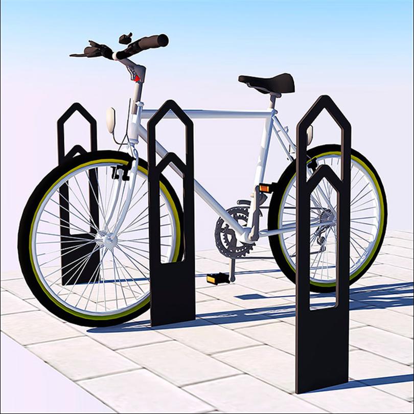 Gemini cykelpollare