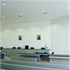 Rockfon Sonar Bas modulundertak, conference room