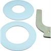 U-Form täckbrickor för avlopp, kulvert och ventilation