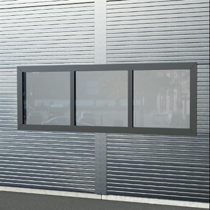 Halle Sandwich Aluminiumsystem