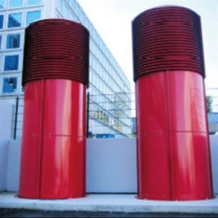 Hallströms ventilationstorn