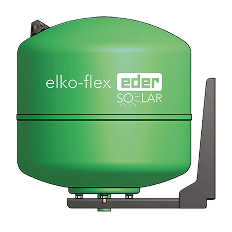 Karob EDER elko-flex expansionskärl