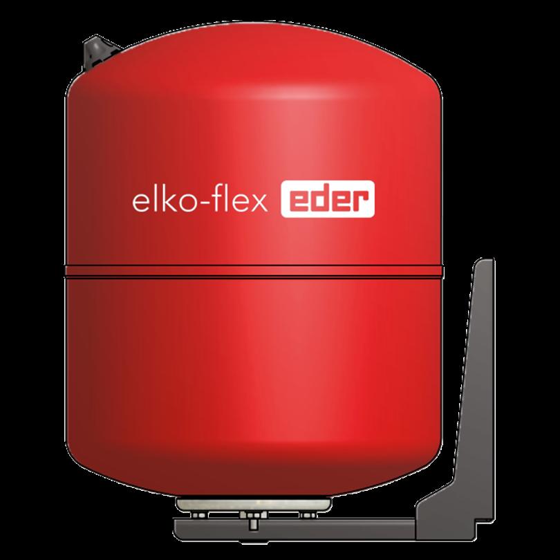 Karob, EDER elko-flex expansionskärl