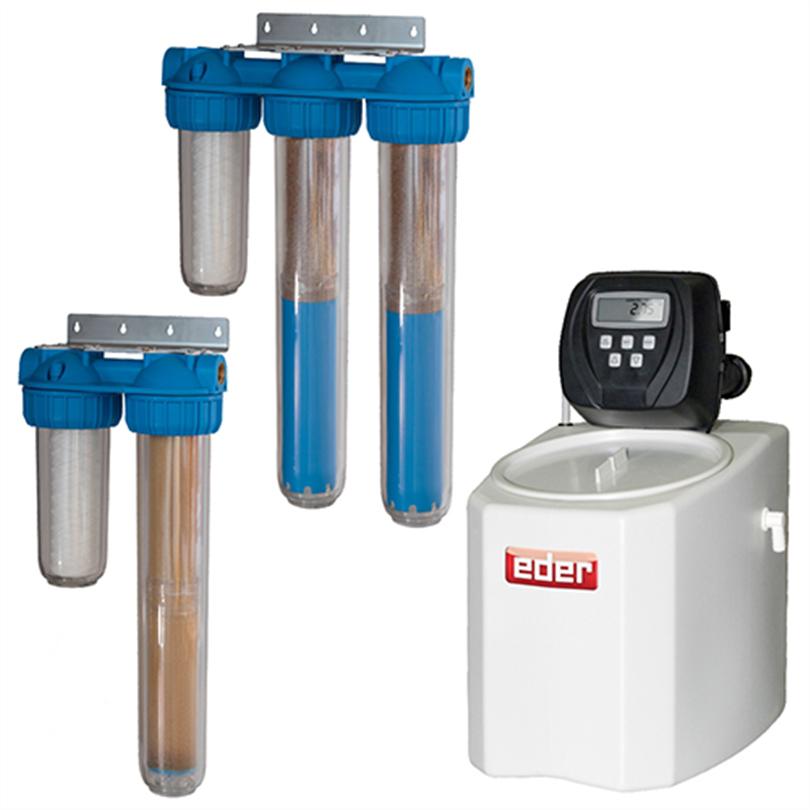 Karob AB, EDER multicontrol MVE och MWE vattenbehandling