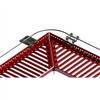 CWL Safety System vajersystem PRO gångbrygga 430230