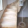 Harplinge trätrappor