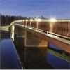 Svenska Träbroar broar