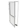 Outline HFDA - 3-glas altandörr av trä/aluminium
