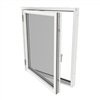 Outline HFSA - 3-glas sidhängt trä-/aluminiumfönster