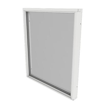 Outline HFK - 3-glas träfönster med fast karm
