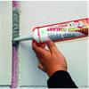 Fire Protect Silicone Sealant brandfogmassa i vägg
