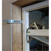 verktyg för dönstermontering, justerbara väggvinklar