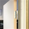 LA klämfri gummilist för dörrar med vinkelgångjärn