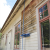 Justerbar fasadhållare