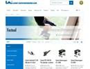 Festool elverktyg på LAs webbplats