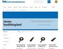 LA Intumex brandtätningsband på webbplats