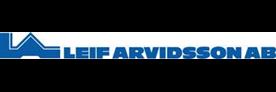 Leif Arvidsson logo