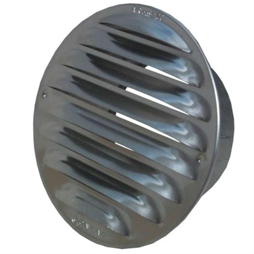 Metallgaller med stos