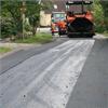 bg Byggros HaTelit asfaltarmering på landsväg