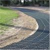 Ecoraster gräsarmering som gångstråk på golfbana