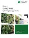 BGreen Living Wall-IT gröna väggar
