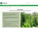 Urban Biotoper på webbplats