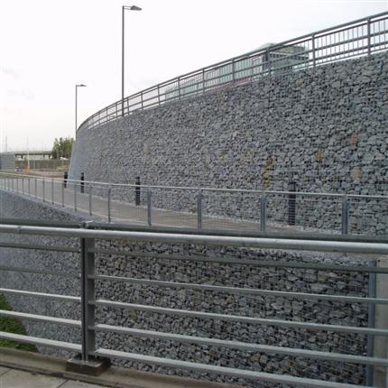 Vector Wall stödmurssystem