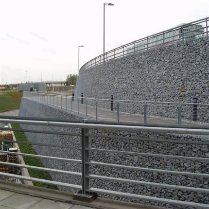 bg Vector Wall stödmurssystem