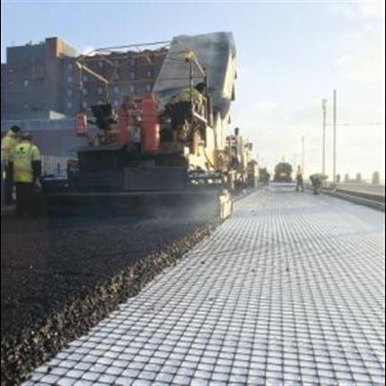 Tensar AR-G geonät för asfaltarmering