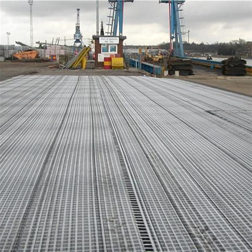 Tensar Glasstex geonät för asfaltarmering